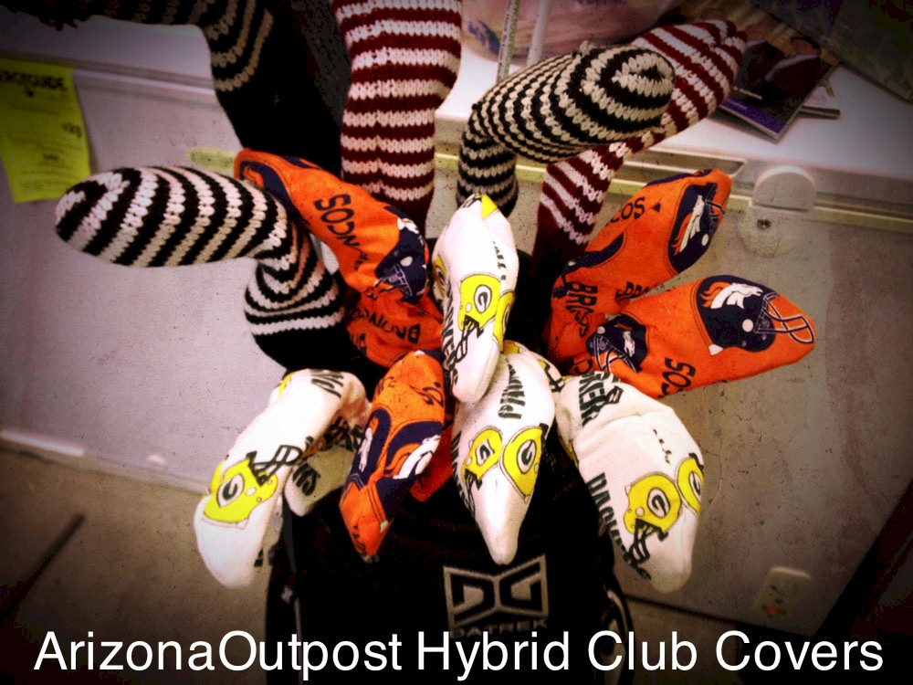 hybrid club covers